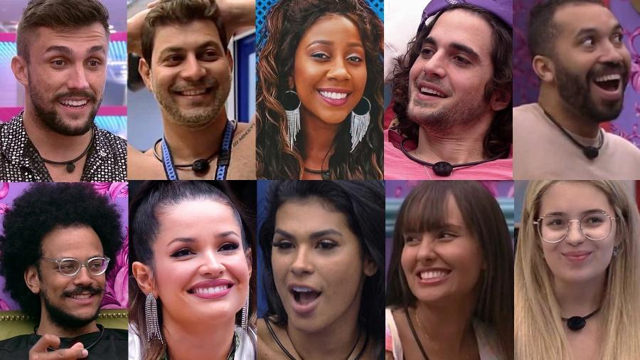 BBB 21: Após eliminação de Rodolffo, quem merece vencer? - Reprodução/Globoplay