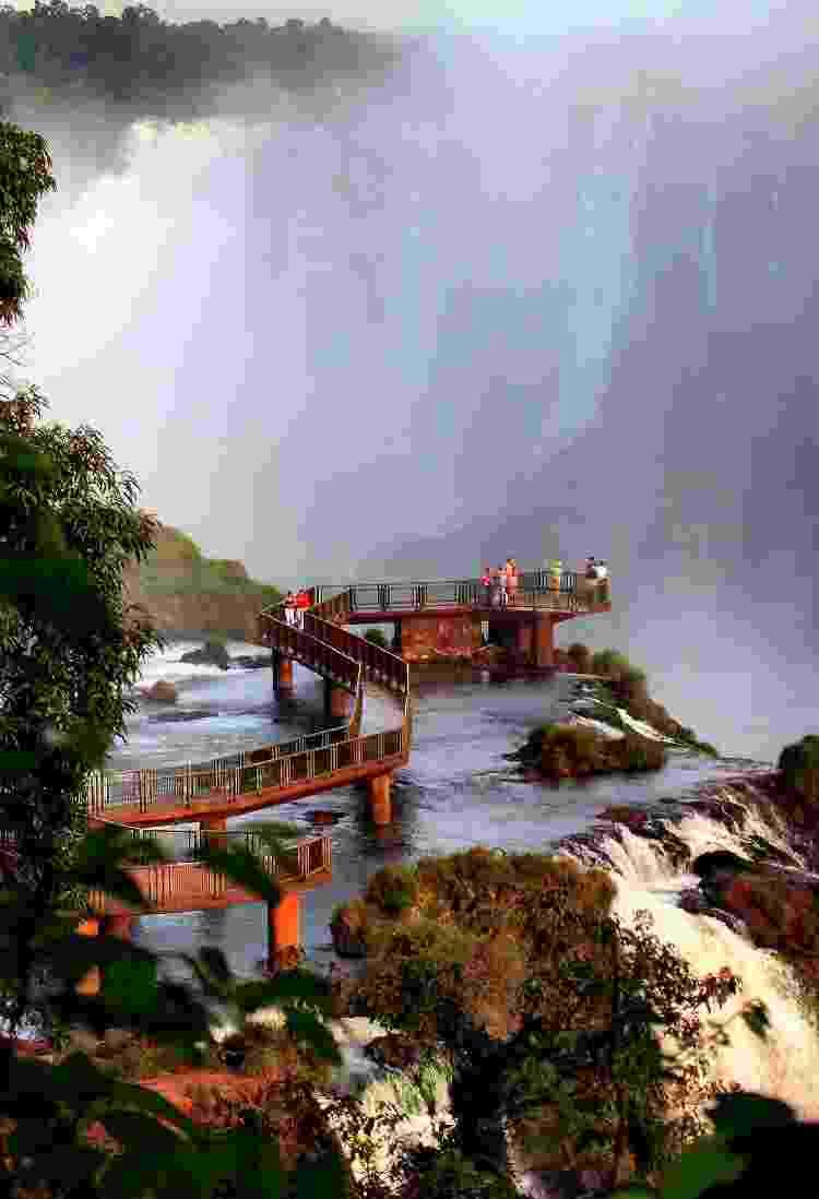 Cataratas do Iguaçu, Foz do Iguaçu, Paraná - Sam W Stearman/Getty Images - Sam W Stearman/Getty Images