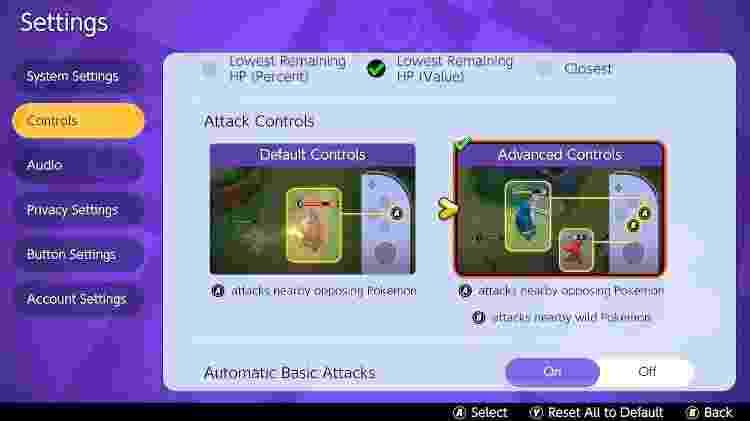 Configurações - Daniel Esdras/GameHall - Daniel Esdras/GameHall