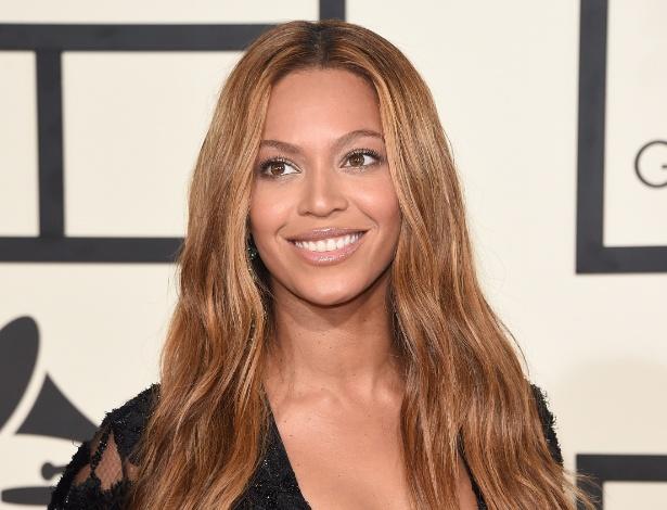 Beyoncé na edição 2015 do Grammy Awards - Getty Images