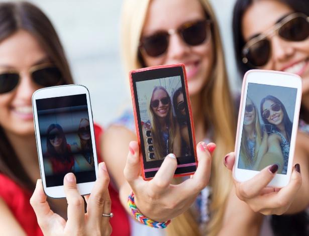 Para preservar sua intimidade, é preciso cuidado ao registrar momentos da vida pessoal - Getty Images