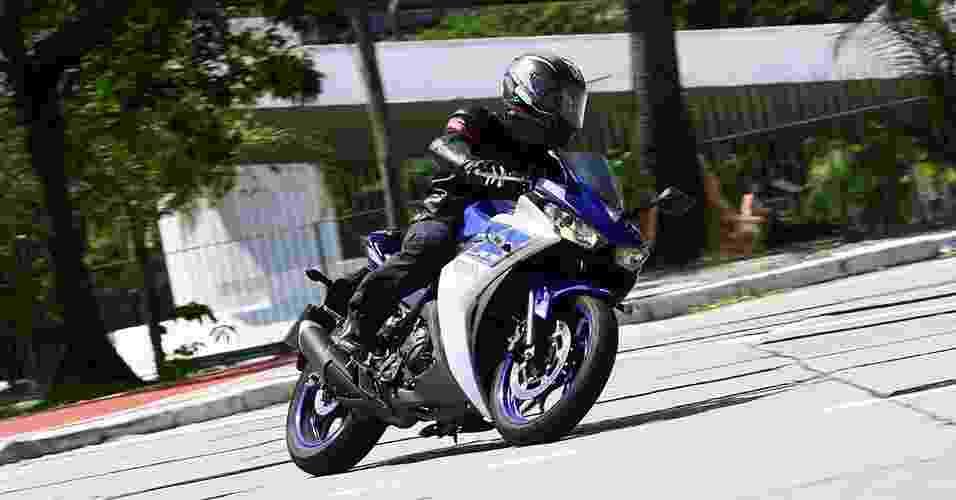 Yamaha R3 2016 - Mario Villaescusa/Infomoto