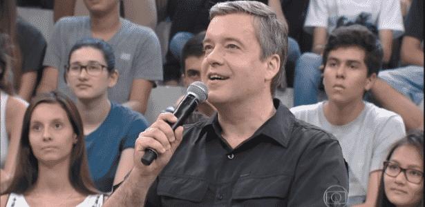 Após 10 anos fora, ex-correspondente diz que está aprendendo a gostar de SP - Reprodução/TV Globo
