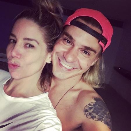 André Gonçalves e Danielle Winits - Reprodução/Instagram