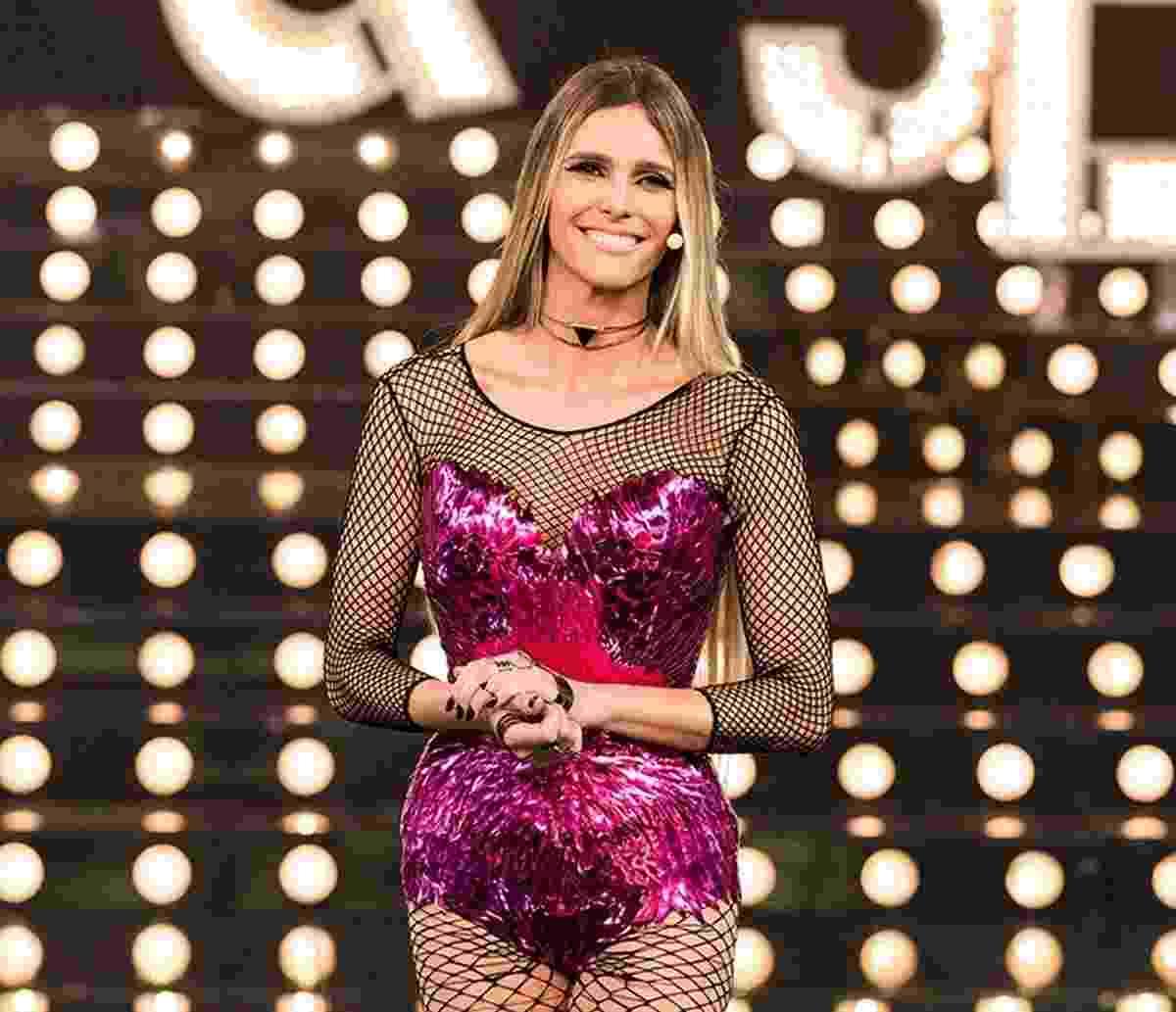 """Fernanda Lima em """"Amor & Sexo"""" - Reprodução/Twitter"""