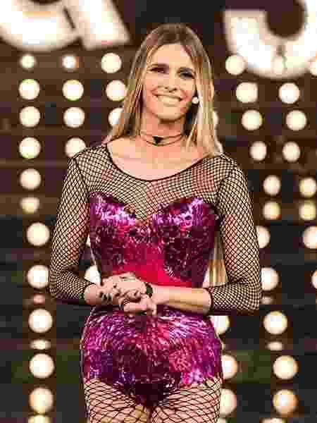 """Fernanda Lima comanda  """"Amor & Sexo"""" desde que o programa entrou na grade da Globo, em 2009  - Reprodução/Twitter - Reprodução/Twitter"""