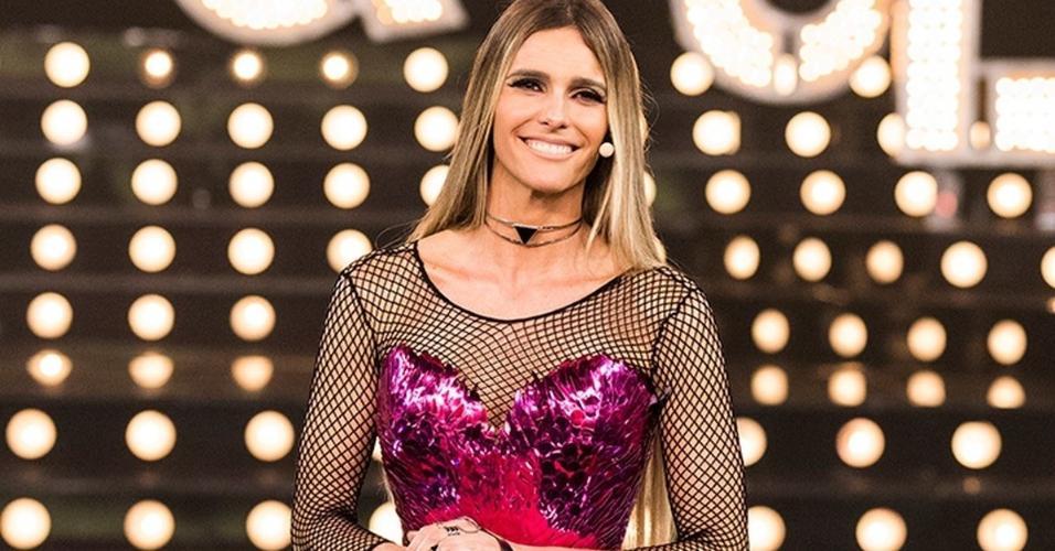 "Fernanda Lima em ""Amor & Sexo"""