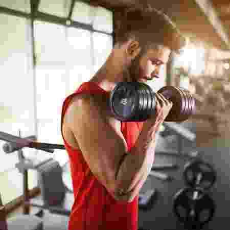 musculação 2 - iStock - iStock