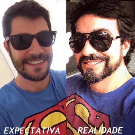 Evaristo Costa posta comparação dele com Padre Fábio de Melo - Reprodução/Instagram/evaristocostaoficial