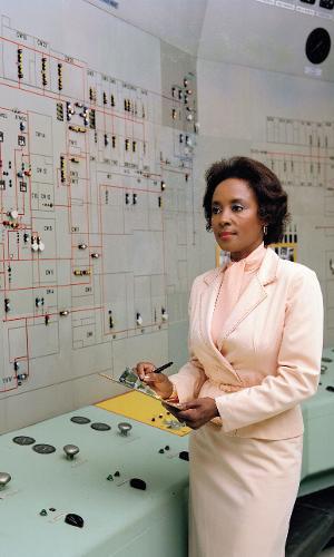A cientista de computação da NASA Annie Easley