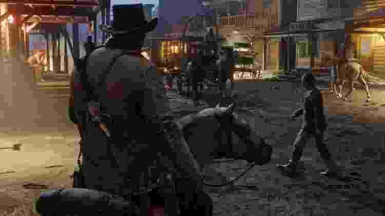 Divulgação/Rockstar Games