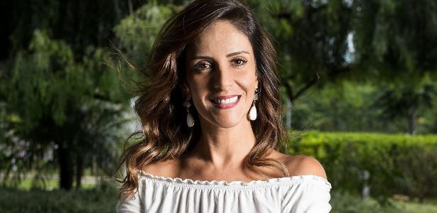 "A jornalista Monalisa Perrone apresenta o ""Hora 1"""