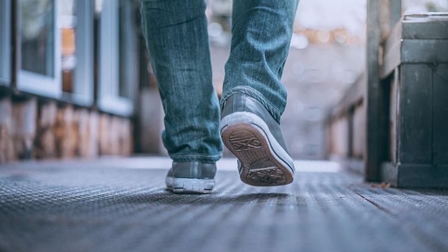 Dar 10 mil passos por dia melhora a saúde do coração e reduz o risco de morte prematura - iStock