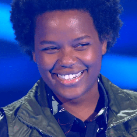 """Priscila Tossan se apresenta no """"The Voice Brasil"""" - Reprodução/TV Globo"""