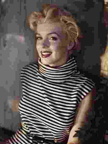 O nome original de Marilyn Monroe era Norma Jeane Mortenson  - Getty Images - Getty Images