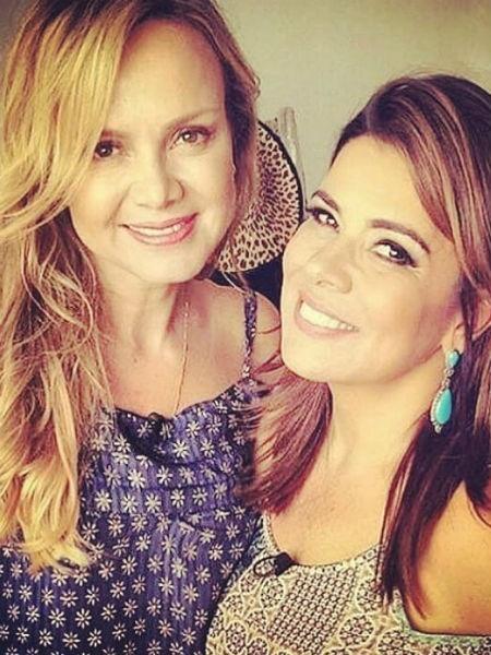 Eliana  e Mara Maravilha - Reprodução/Instagram