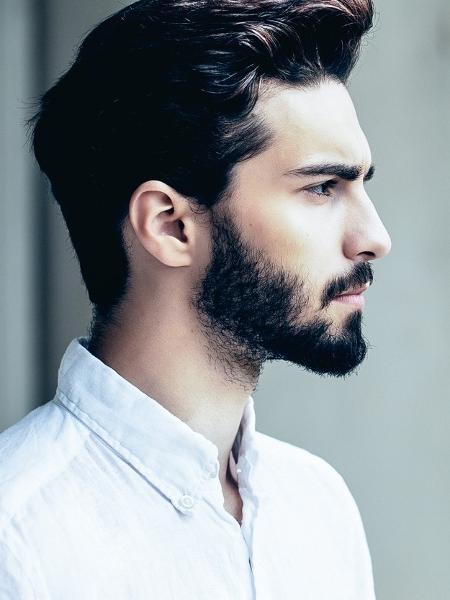 Lavar o rosto e manter a barba limpa são iniciativas para evitar a contaminação - iStock