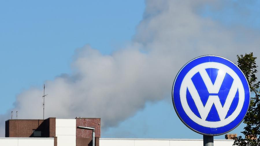 Fábrica da Volkswagen - John MacDougall/AFP
