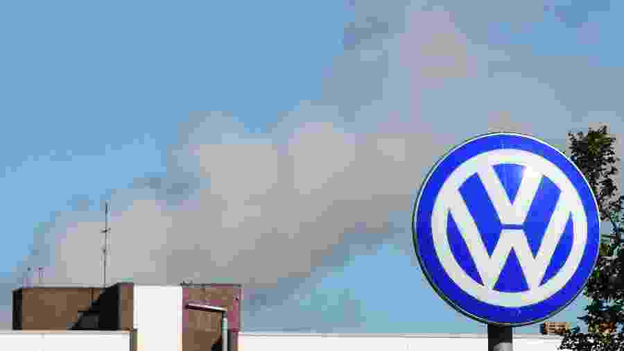 Fábrica da Volkswagen em Wolfsburg, Alemanha - John MacDougall/AFP