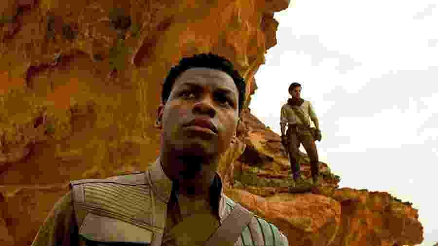 Em setembro, ele criticou o fato de os personagens não-brancos terem ocupado um espaço secundário na trama - Divulgação