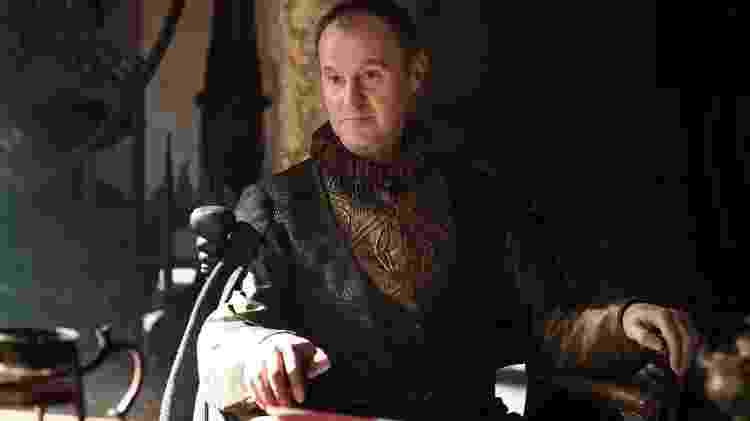"""Mark Gatiss em cena de """"Game of Thrones"""" - Divulgação - Divulgação"""