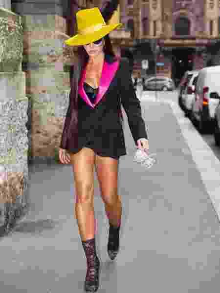 Sabrina Sato em Semana de Moda de Milão - Reprodução/Instagram