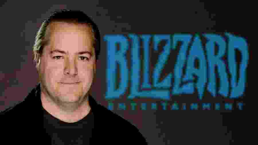 """J. Allen Brack, da Blizzard, falou sobre as punições ao jogador Chung """"Blitzchung"""" NgWai - Divulgação"""