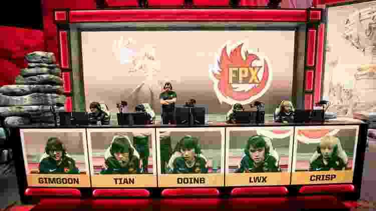 FPX LoL - Michal Konkol/Riot Games - Michal Konkol/Riot Games