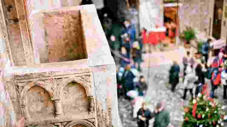 O famoso balcão onde Romeu e Julieta protagonizaram declarações de amor - Getty Images/iStockphoto