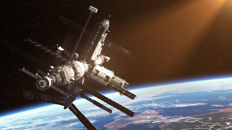 A Estação Espacial Internacional vai ser reestruturada para virar hotel - Getty Images/iStockphoto