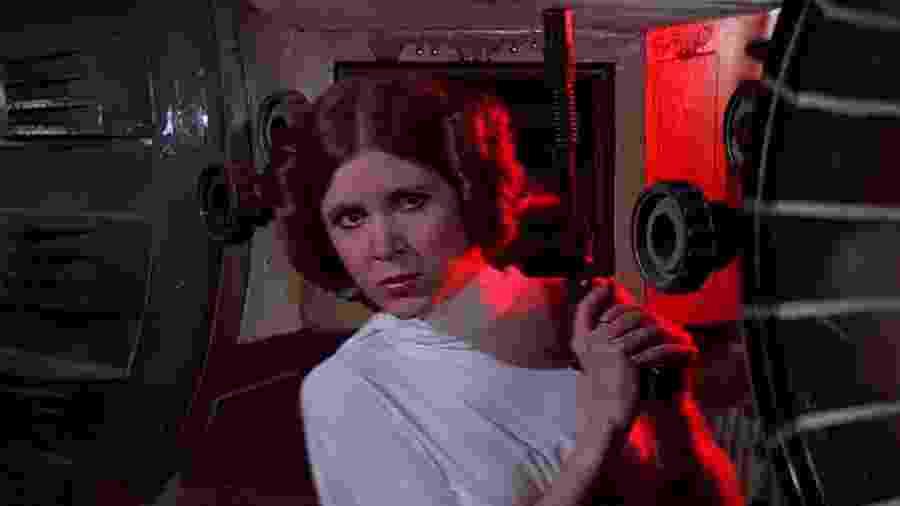 Princesa Leia se tornou ícone entre as mulheres; mas, saga pode ser considerada feminista também? - Reprodução/iMDB