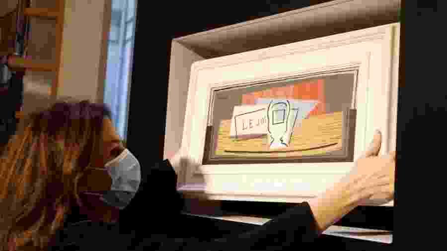 """Quadro """"Natureza Morta"""", feito por Picasso em 1921, arrecadou R$ 31,3 milhões em rifa - Reuters"""