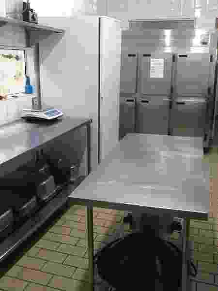 cloud kitchen - oficina da mesa - Divulgação - Divulgação