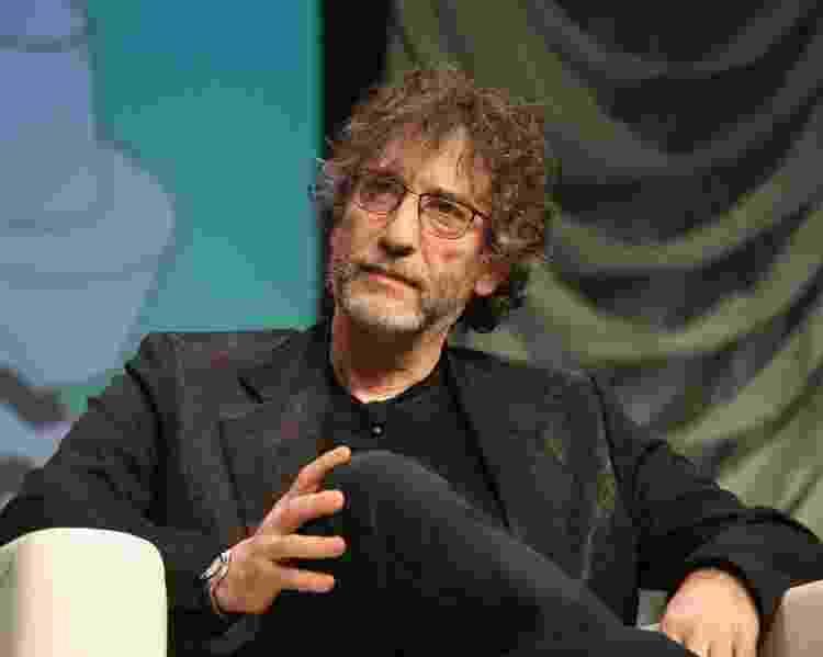 Neil Gaiman vai participar de versão online da CCXP - Getty Images - Getty Images
