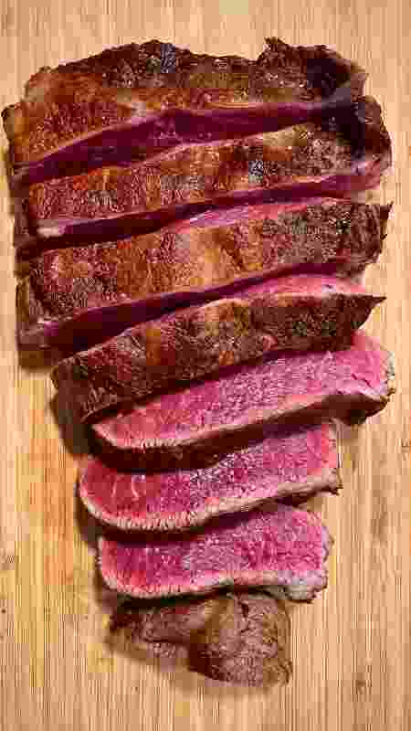 Picanha cortadinha faz papel de petisco - Getty Images/iStockphoto - Getty Images/iStockphoto