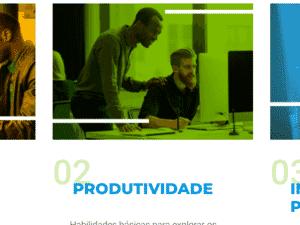 Curso da Microsoft a partir de abril - Reprodução site empregamais.economia.gov.br - Reprodução site empregamais.economia.gov.br