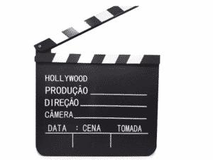 Claquete de Cinema - Divulgação - Divulgação