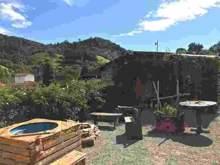 Vista do Diogenes Ibitipoca, em Minas Gerais - Gabriela Mendes - Gabriela Mendes