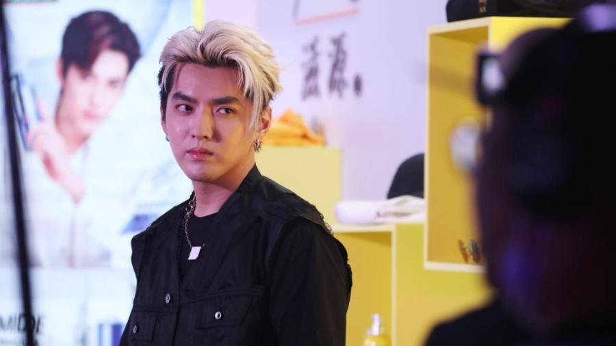 Cantor a ator chinês Kris Wu é acusado de estupro - VCG/VCG via Getty Images