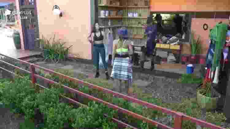 A Fazenda 2021: Dayane Mello afirma estar cansada - Reprodução/PlayPlus - Reprodução/PlayPlus