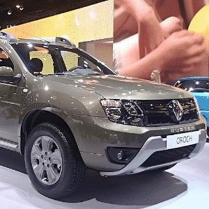Renault Duster Oroch - Murilo Góes/UOL