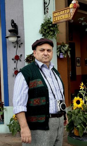 Giuseppe Cavichioli (Vicentini Gomez)