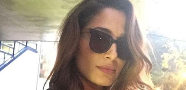 A atriz Camila Pitanga fez desabafo no Facebook - Reprofução/Instagram/caiapitanga