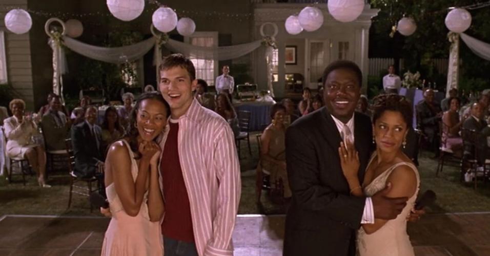 Cena do filme ?A Família da Noiva? (2005), de Kevin Rodney Sullivan