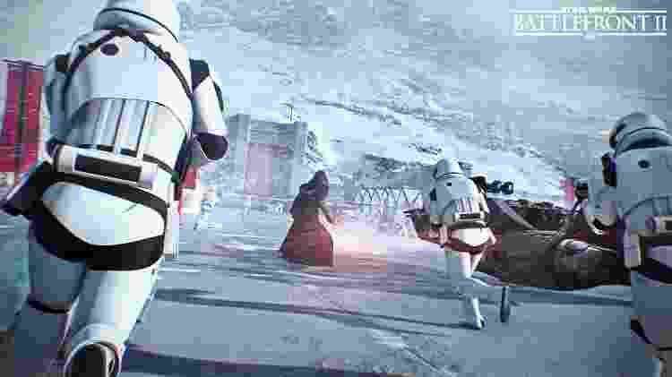 Star Wars Battlefront II - Reprodução - Reprodução