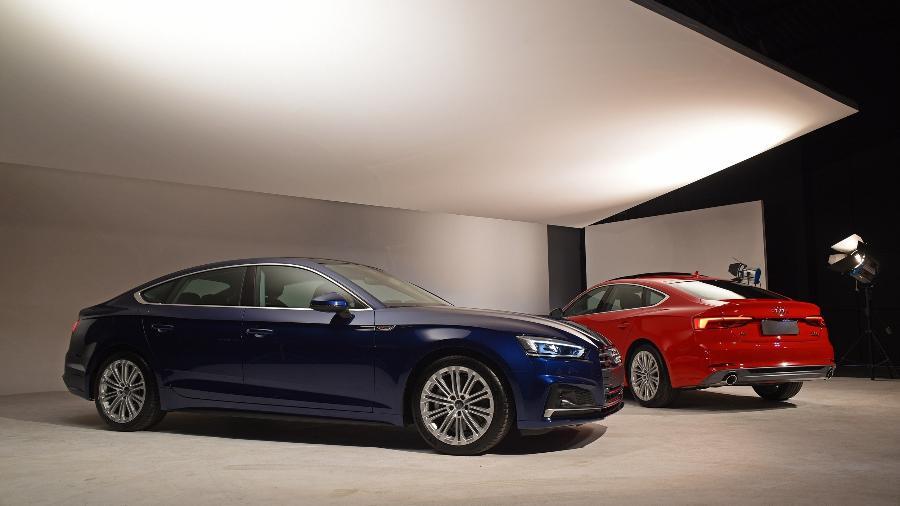 Audi A5 ficou menos sinuoso, ganhou vincos e muita tecnologia - Murilo Góes/UOL