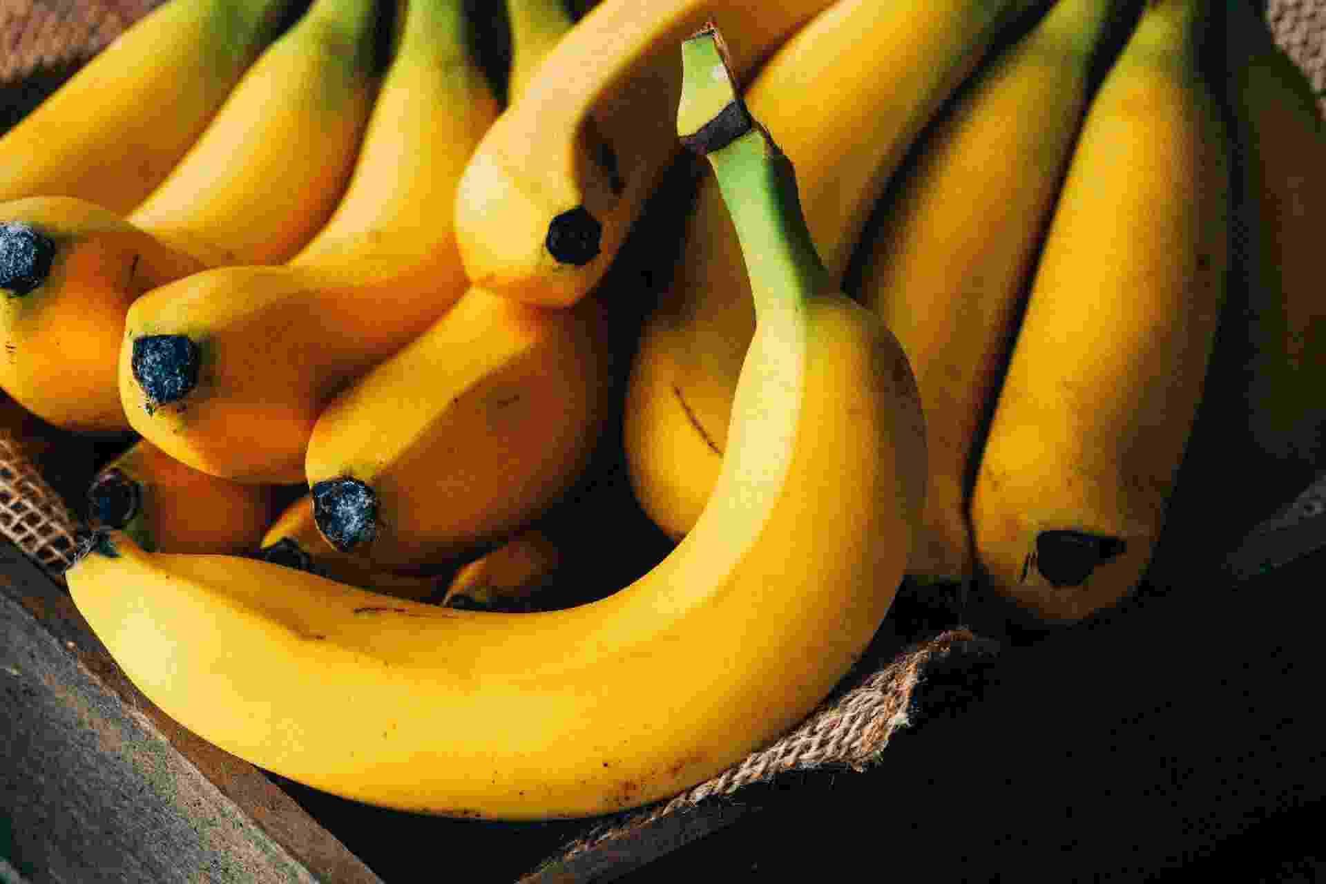 Banana; frutas - Getty Images