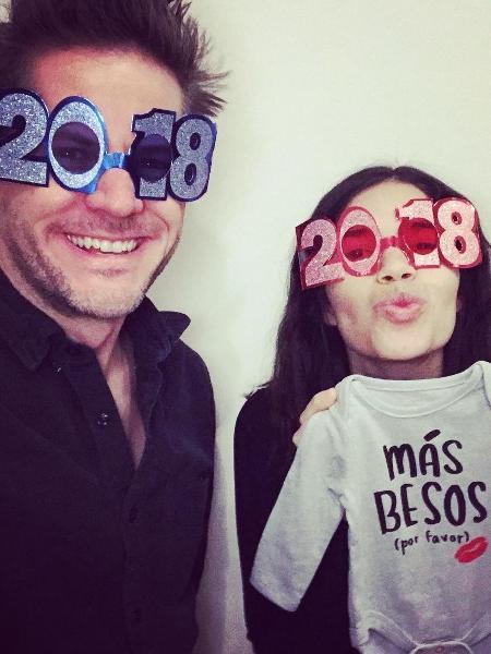 """America Ferrera, de """"Ugly Betty"""", anuncia que está grávida - Reprodução/Instagram/americaferrera"""
