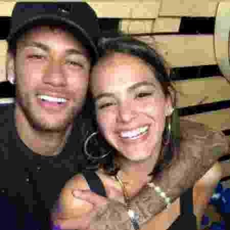 Neymar se declara para Bruna Marquezine - Reprodução/instagram