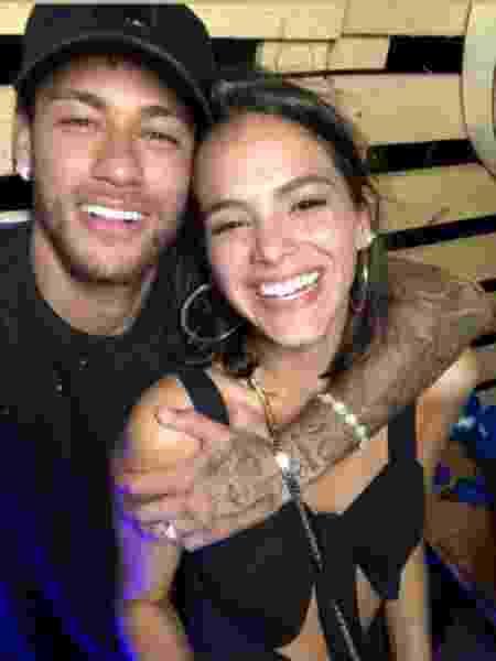 Neymar e Bruna Marquezine: o casal que parou o Brasil (e o Metrô de São Paulo, segundo internautas) - Reprodução/instagram